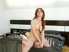Sasha Heart Hate Fucks Her Step-Mommy