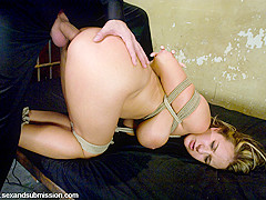 Steve Holmes  Trina Michaels in Trina Michaels - SexAndSubmission