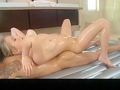 Mandy Armani Nuru Massage