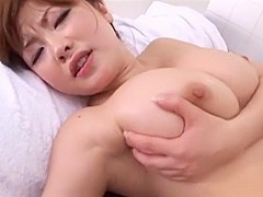 Fabulous Japanese whore Rio Hamasaki in Crazy Amateur, Couple JAV movie