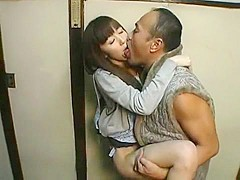 Fabulous Japanese model Yui Igawa in Amazing Small Tits, Cunnilingus JAV video