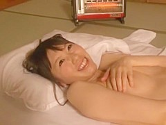 Fabulous Japanese whore Miharu Izawa in Crazy Threesome, Amateur JAV clip