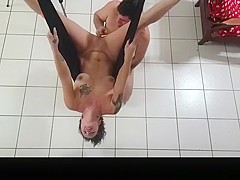 Incredible private mature, hardcore, fetish adult video