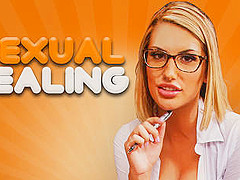 Sexual Healing - VR Porn starring August Ames - NaughtyAmericaVR