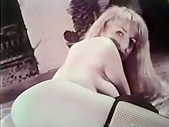 Softcore Nudes 643 1960's - Scene 3
