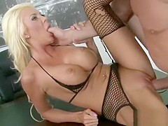 Courtney Taylor anal