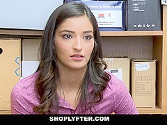 ShopLyfter - Repeat Thief Cuaght Stealing and Fucked