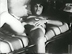 Softcore Nudes 578 1960's - Scene 1