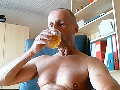 olibrius71 piss drink, anal play, insert