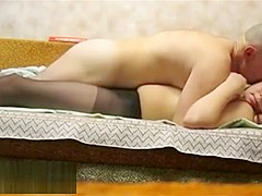 Mature Slut Kneaded And Filled With Hard Cock