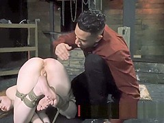 Begs to dominated and girl on bondage Sexy youthful girls, A