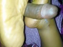Fucking wrinkle soles like pussy