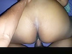 Best private doggystyle, cum on ass, big ass porn scene