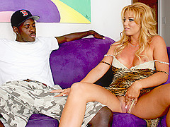 Horny Milf Goes Wild For Big Black Dick - DaGFs