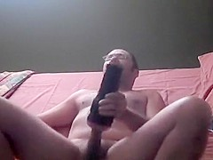 Cumming hard with my fleshlight