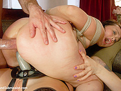 John Strong  Madeleine Mei  Lorelei Lee in Spouse Training 3 - SexAndSubmission