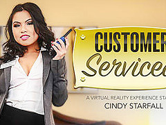 Cuser Serviced - featuring Cindy Starfall