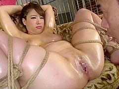 Exotic Japanese girl in Hottest HD, MILF JAV movie