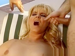Husband Likes To Watch His Slut Wife Fuck Total Strangers