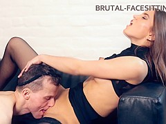 Evelina Darling Clips - Brutal-Facesitting
