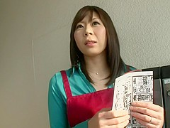 Crazy Japanese whore in Exotic CFNM, HD JAV video