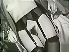 Softcore Nudes 637 1960's - Scene 8