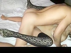 Amazing exclusive american, redhead, cuckold sex clip