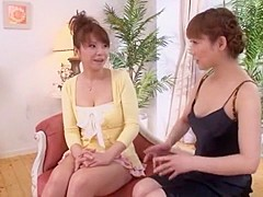 Exotic Japanese model Sumire Matsu in Best Lingerie, Big Tits JAV video