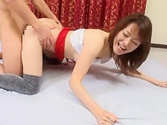 Hottest Japanese girl Ai Himeno in Exotic Gangbang, Toys JAV movie
