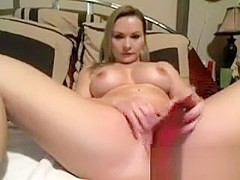 Pretty Teen Cam Slut Masturbates