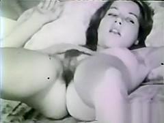 Softcore Nudes 649 1960's - Scene 1