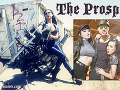 Xander Corvus  Lily Lane  Draven Star in The Prospect - SexAndSubmission