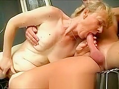 kinky 70yo with younger stud