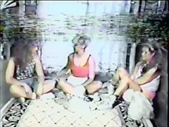 Tickled Tarts - Vintage 90s Tickling Video - w/Trinity Loren