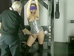 Tight pussy thraldom in home xxx video