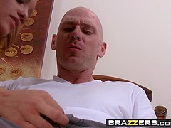 Teens like it BIG - Melanie Rios Johnny Sins - Say Hi to your Sister for Me - Brazzers