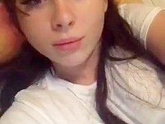 crazy hot russian teasing on periscope