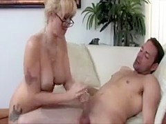 Stroking is a mature ladys game as shown here with this slut
