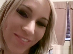 Amateur Aleska Diamond Home Movie before becoming famous