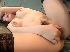 Incredible Japanese whore in Exotic HD, Masturbation JAV clip