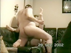 Incredible exclusive quickie, riding, hardcore porn movie
