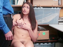 Avi Love Bouncing Off Her Teen Pussy On Top