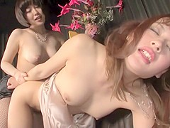 Amazing Japanese whore in Incredible HD, Lesbian JAV scene