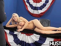 Curvy succubus Katie Morgan forms 69 before IR hammering