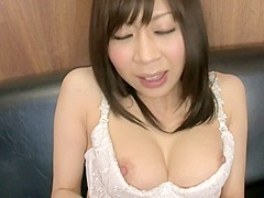 Exotic Japanese chick in Best Big Tits, Amateur JAV clip