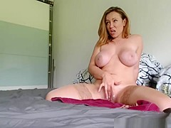 Favorite Sexy Big Boobs Camgirl Sex Show