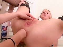 Wicked Lezzie Sex Kittens Are Spreading And Fisting Anal Hol