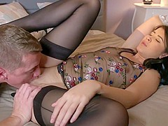 Sensual lovemaking with Czech babe Lady Dee