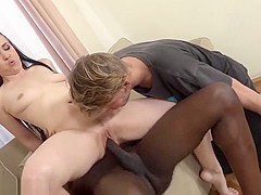 Please Fuck My Wife Interracial Hard Fuck Wife Swallow