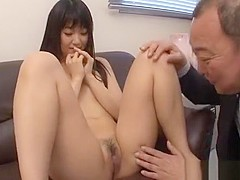 Enjoyable Oriental Creates Wild Tremors With Her Wet Blowjob